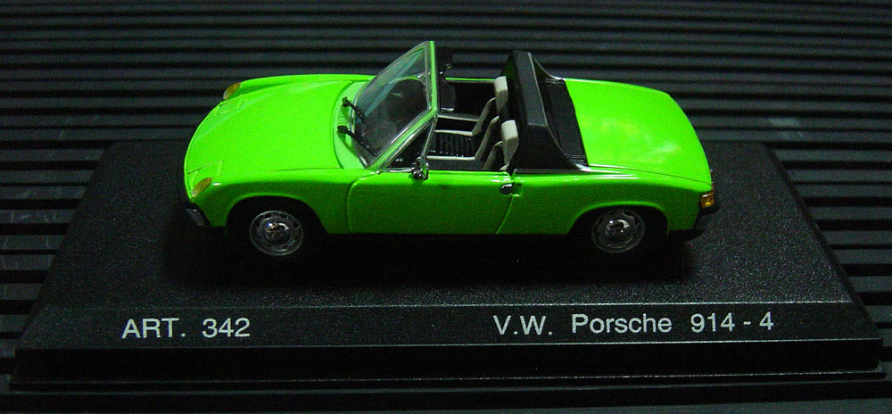 Toy 914 Cars