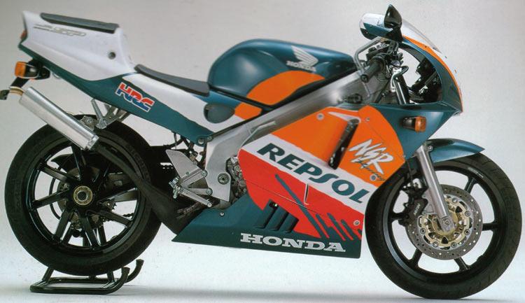 Omega Racer: Honda NSR 150SP PROARM